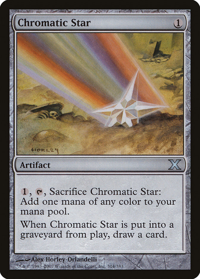 Chromatic+Star