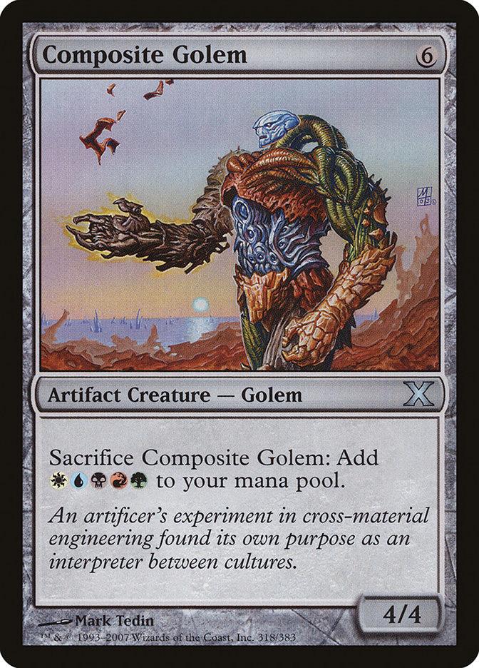 Composite+Golem