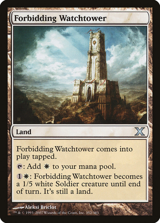 Forbidding+Watchtower