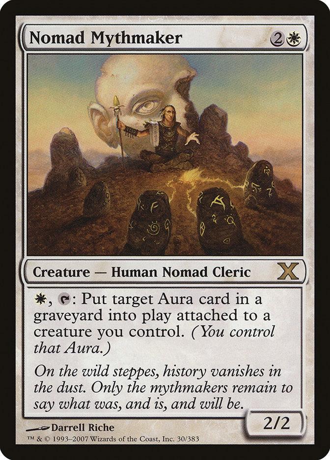 Nomad+Mythmaker