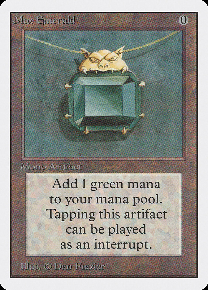 Mox+Emerald