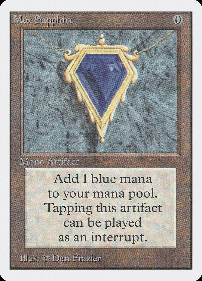 Mox+Sapphire