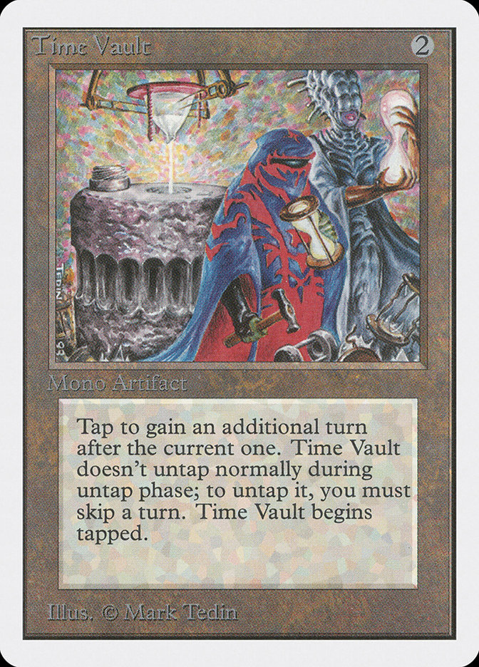 Time+Vault