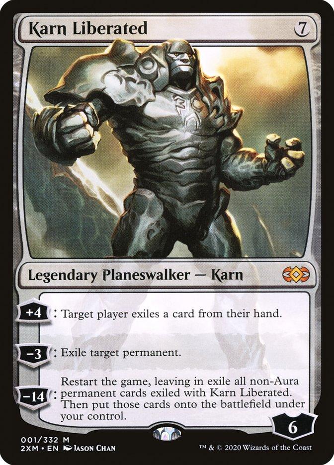Karn+Liberated