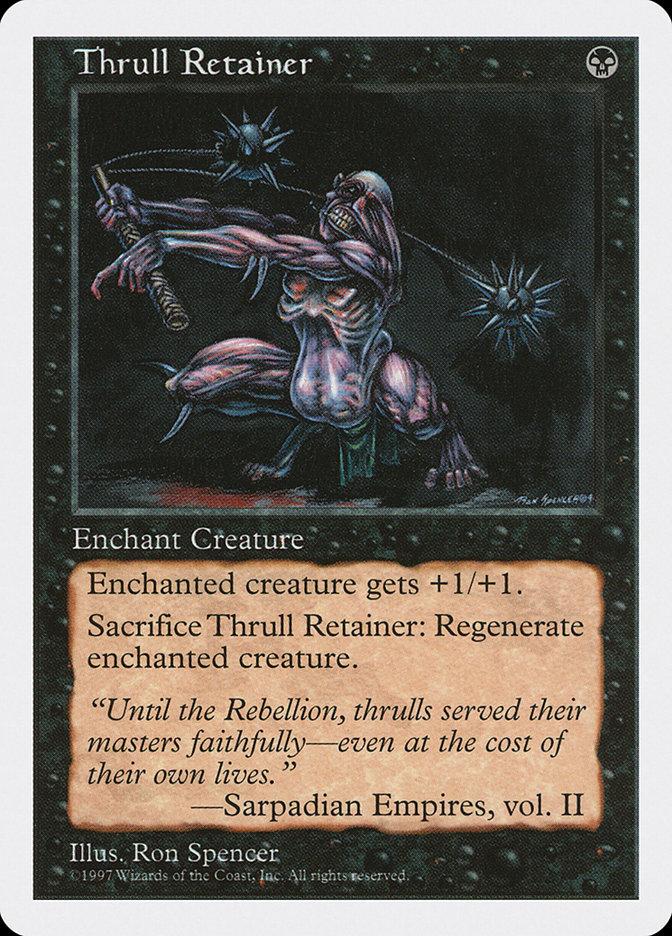 Thrull+Retainer