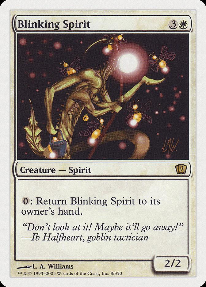 Blinking+Spirit