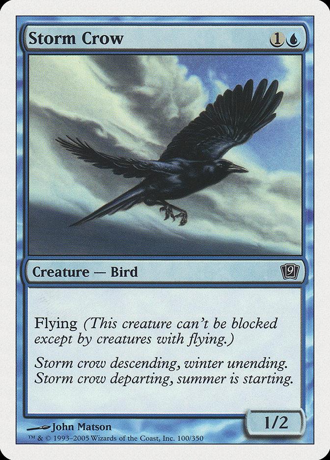 Storm+Crow