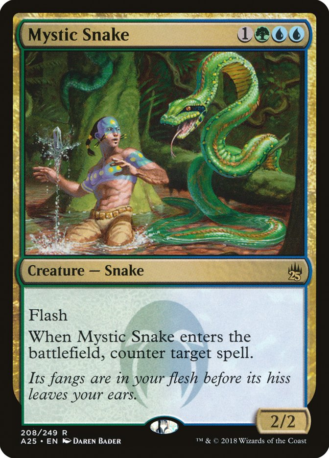 Mystic+Snake