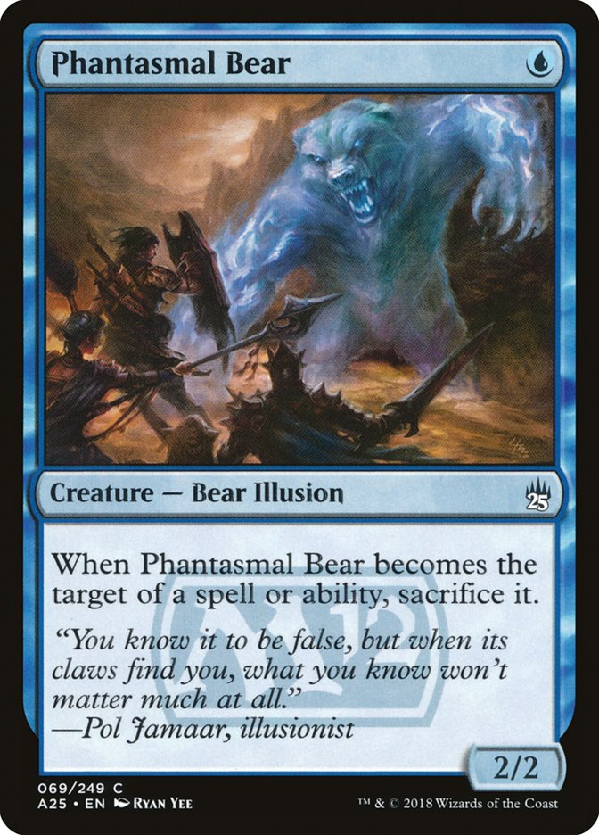 Phantasmal+Bear
