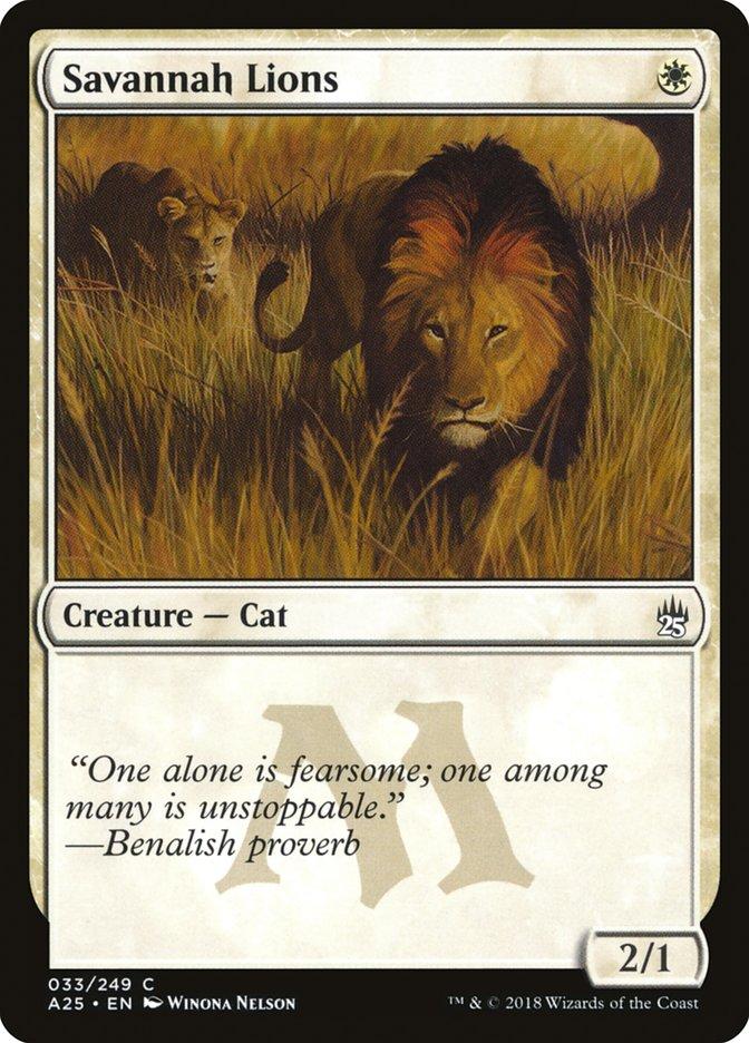 Savannah+Lions