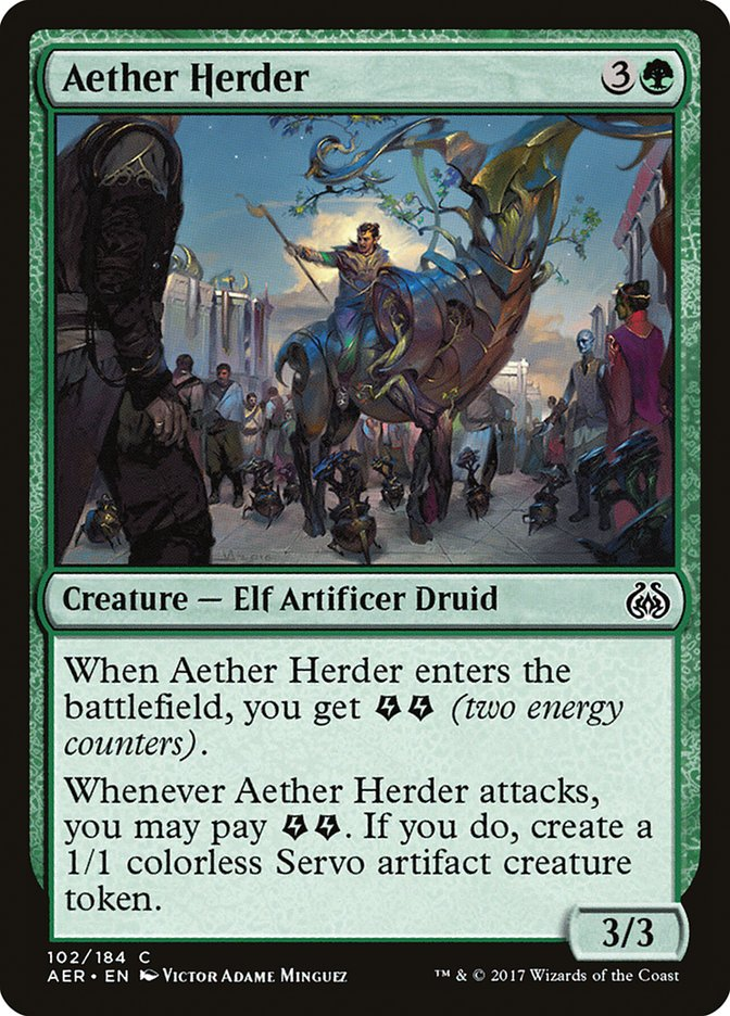 Aether+Herder