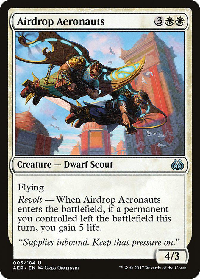 Airdrop+Aeronauts