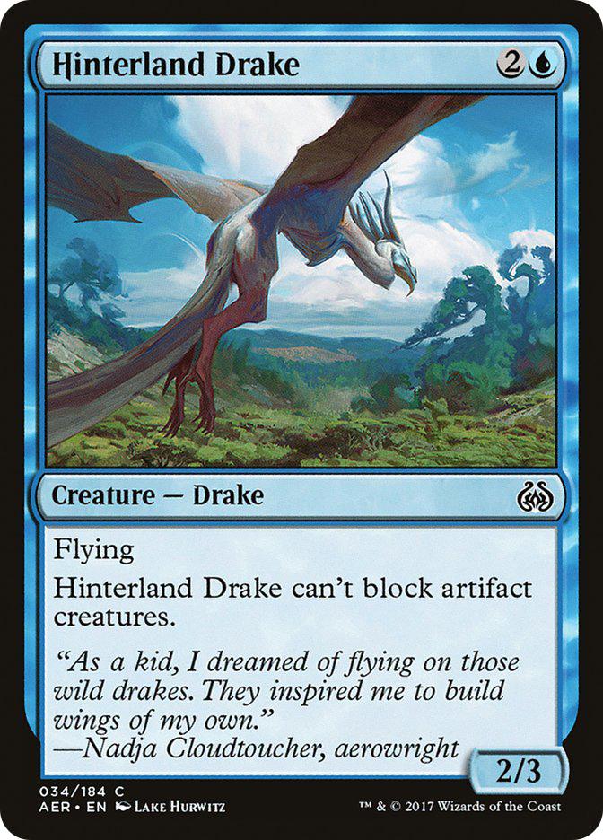 Hinterland+Drake