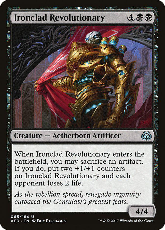Ironclad+Revolutionary