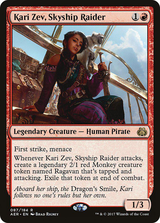 Kari+Zev%2C+Skyship+Raider
