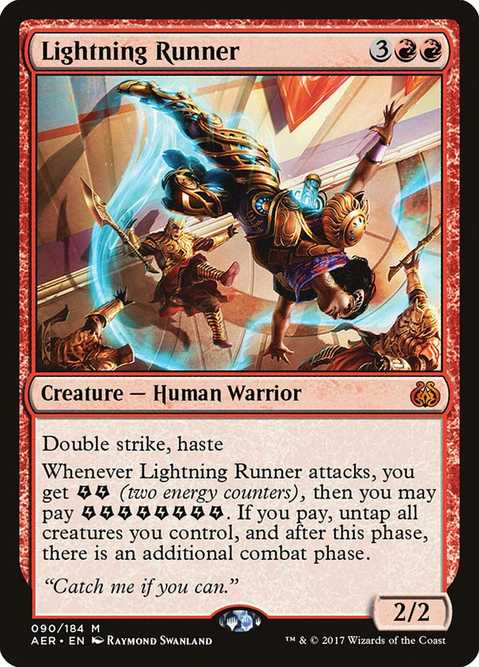 Lightning+Runner