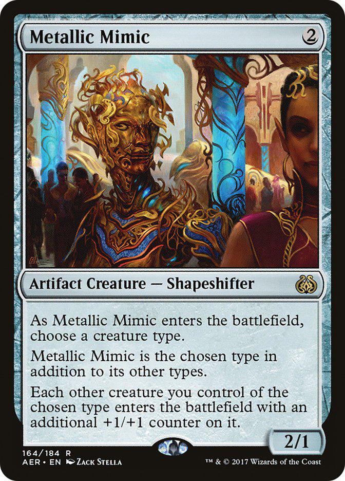 Metallic+Mimic