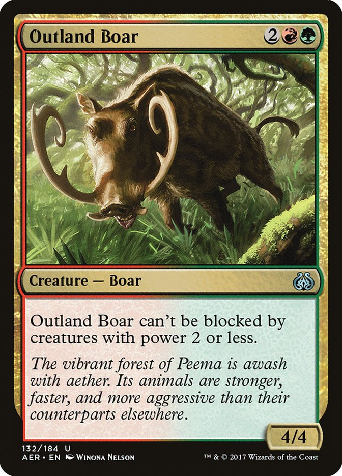 Outland+Boar