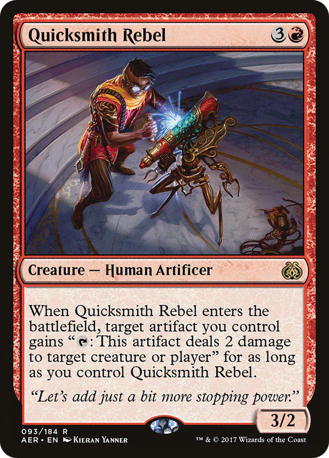 Quicksmith+Rebel
