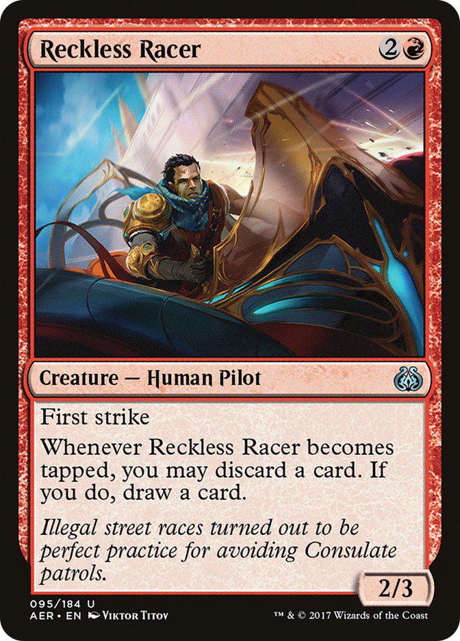 Reckless+Racer