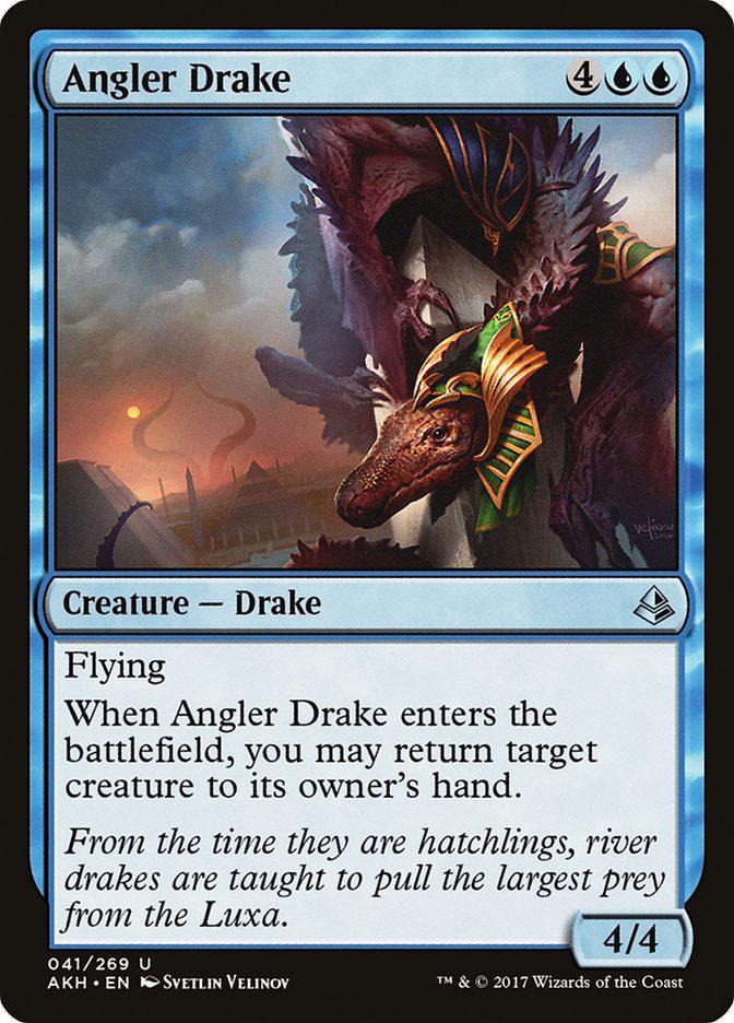 Angler+Drake