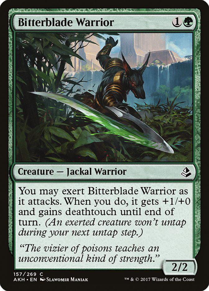 Bitterblade+Warrior