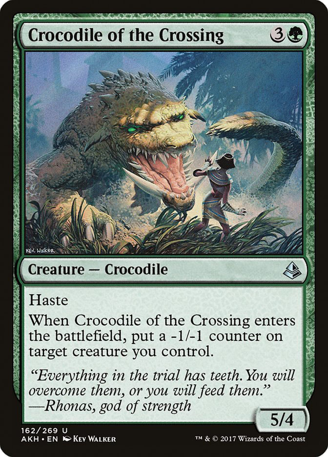Crocodile+of+the+Crossing