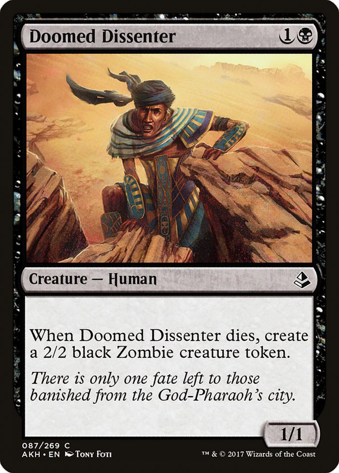 Doomed+Dissenter