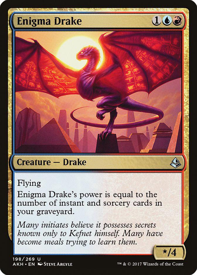 Enigma+Drake