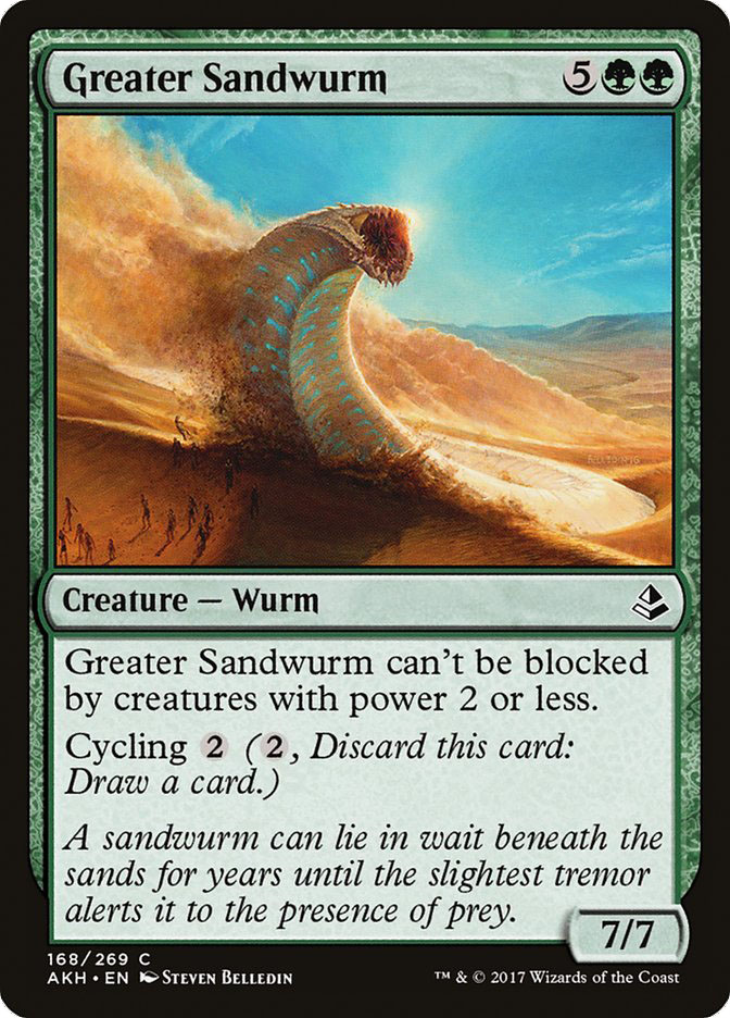 Greater+Sandwurm