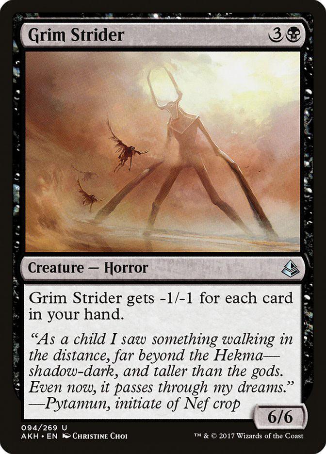 Grim+Strider