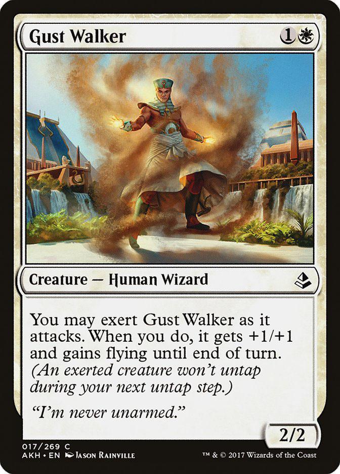 Gust+Walker