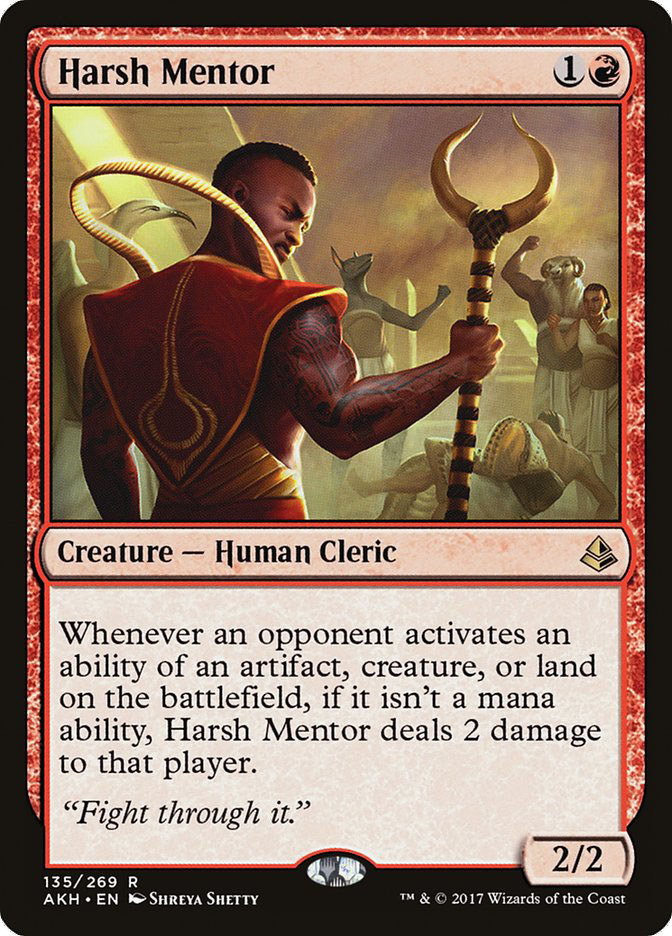 Harsh+Mentor
