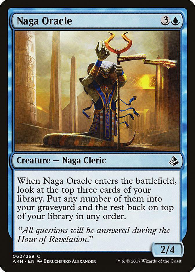 Naga+Oracle