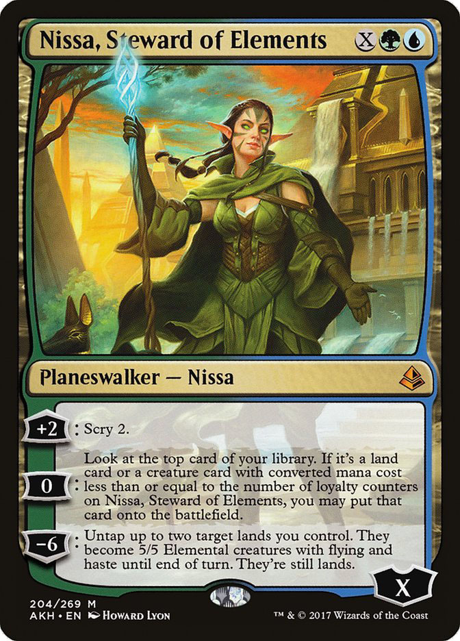Nissa%2C+Steward+of+Elements