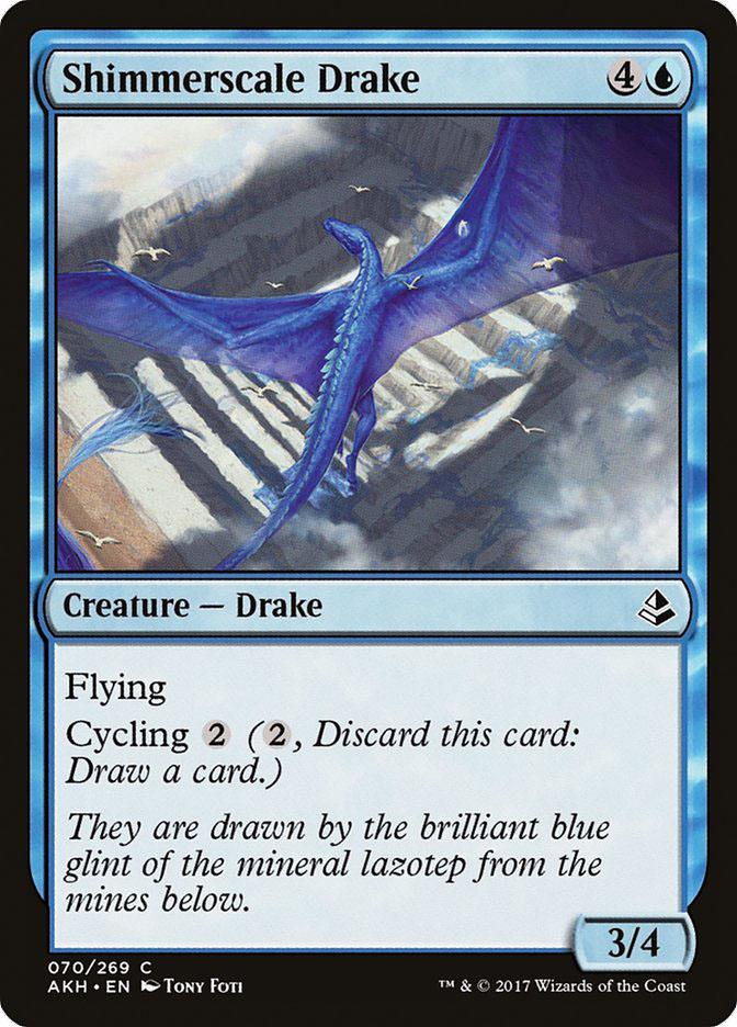 Shimmerscale+Drake