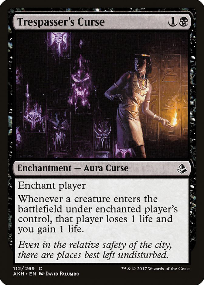 Trespasser%27s+Curse