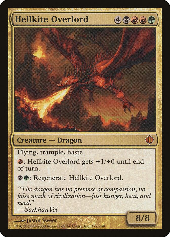 Hellkite+Overlord