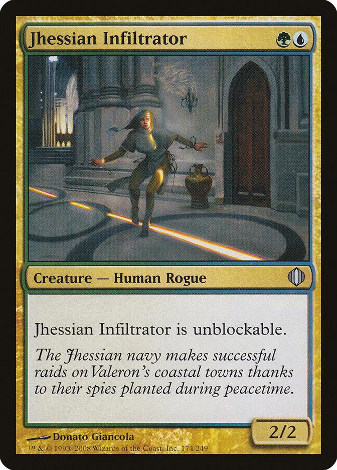 Jhessian+Infiltrator