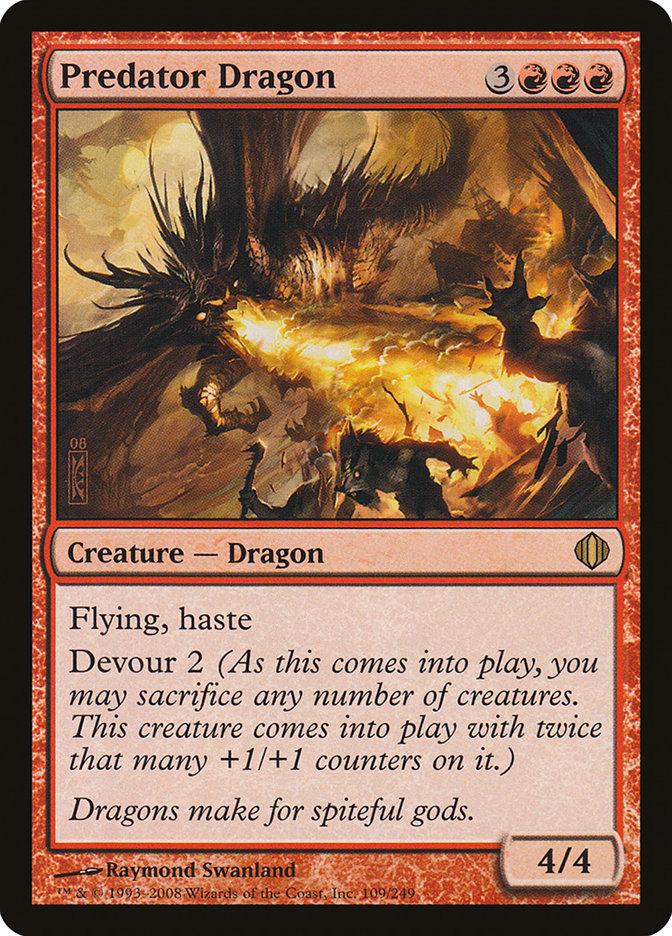 Predator+Dragon