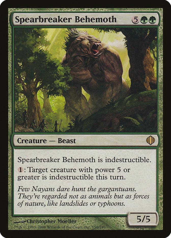 Spearbreaker+Behemoth