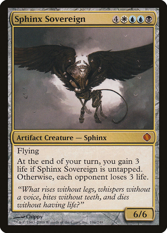 Sphinx+Sovereign