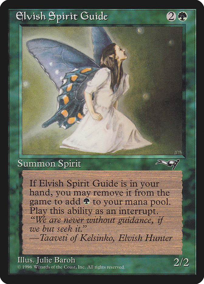 Elvish+Spirit+Guide