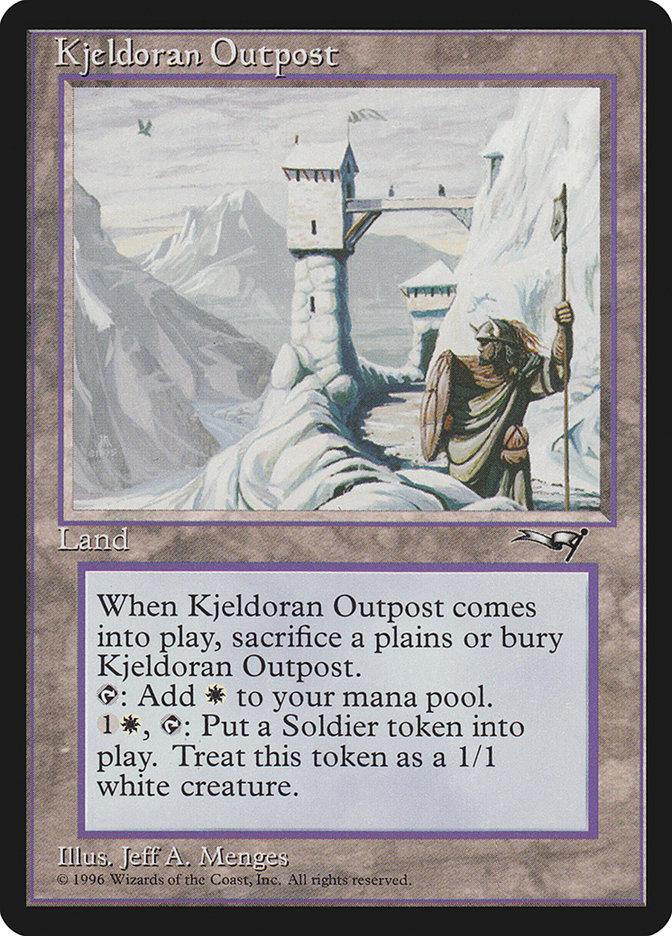 Kjeldoran+Outpost