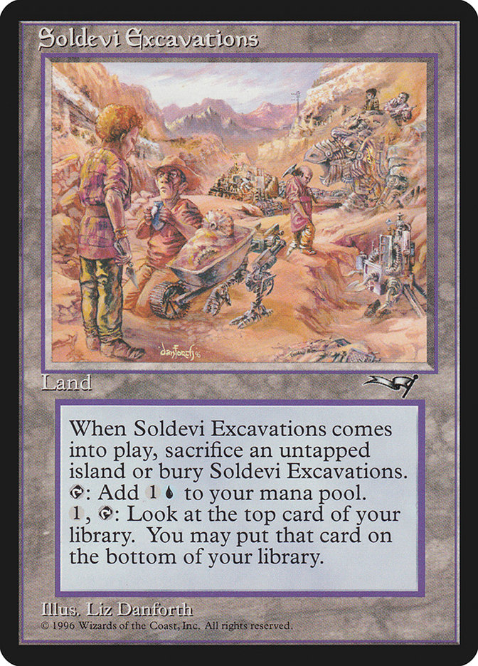 Soldevi+Excavations