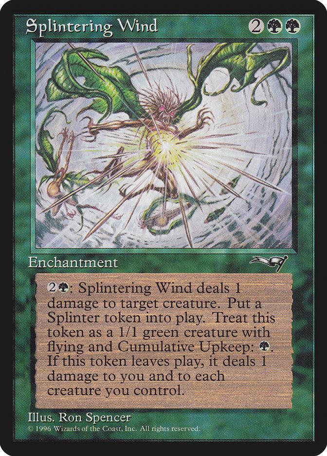 Splintering+Wind