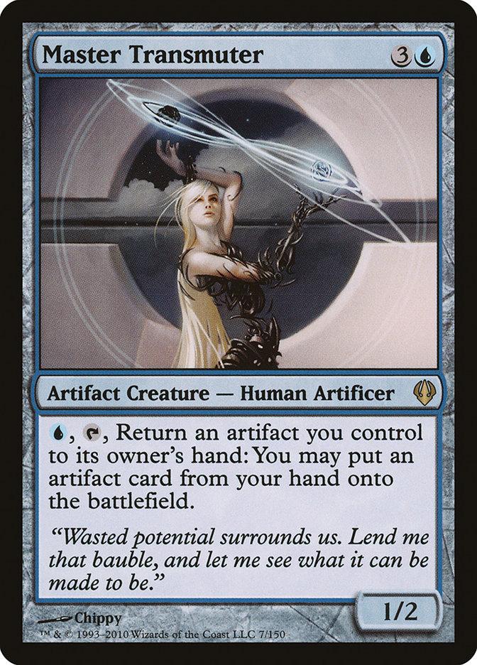 Master+Transmuter