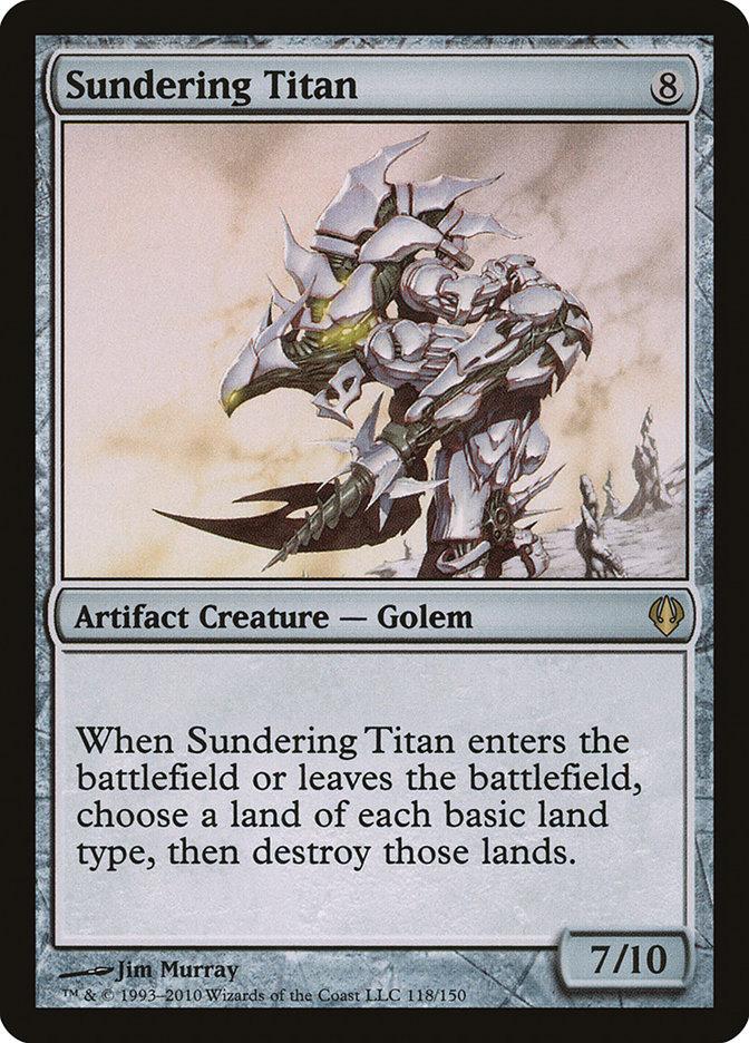 Sundering+Titan