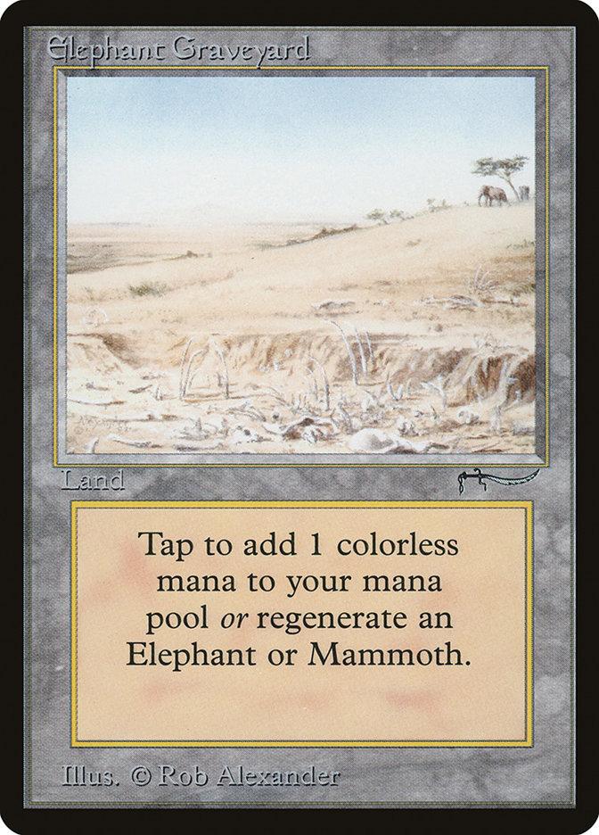 Elephant+Graveyard