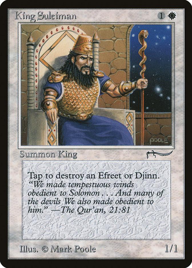 King+Suleiman